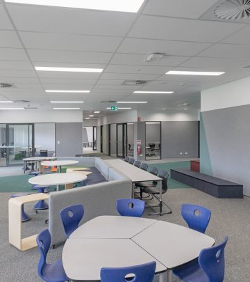 Gold Creek Primary School, Nicholls, ACT, 13 January, 2020, for Iqon, Phillip, ACT photo by Geoff Comfort, +61 411 268 146, Geoff Comfort Photography, Canberra Photographer, Architectural photographer